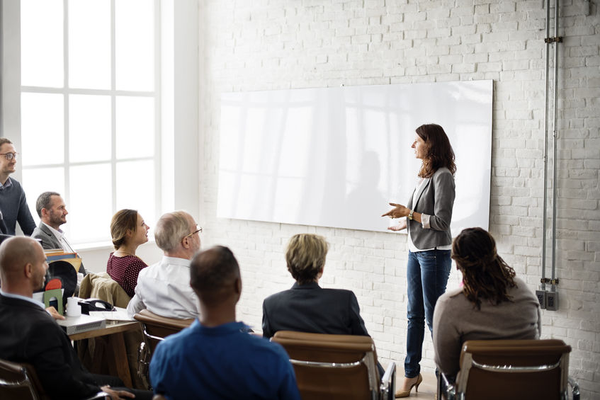 53103293 - conference training planning learning coaching business concept